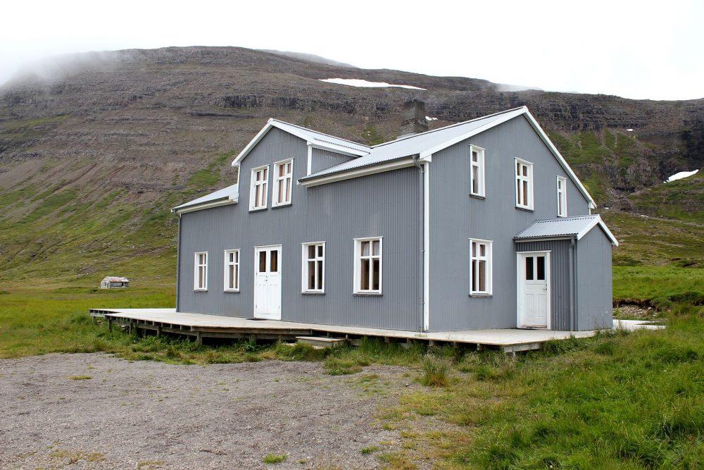 Kaldbaksvík.