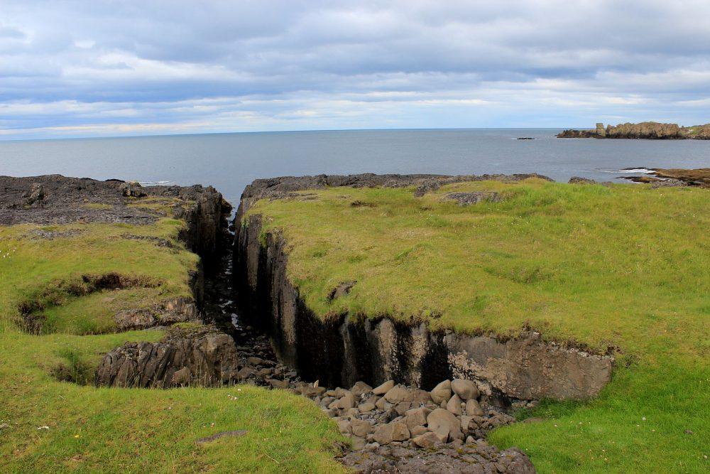 Kistuvogur í Trékyllisvík.